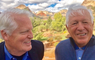 Finding God In Serving Foster Friess